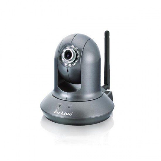 AIRLIVE WL-2600CAM Wireless IP  Κάμερα Pan-Tilt Night Vision
